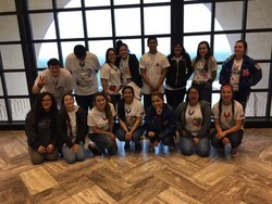 NS High School 2017 Science Olympiad Team Competes in Regionals