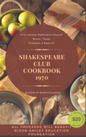 Shakespeare Club Cookbook