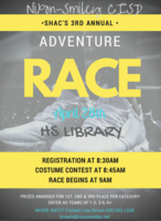 3rd Annual Adventure Race