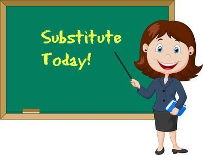 ATTENTION: New Substitute Teachers