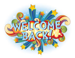 Welcome Back to our Staff!