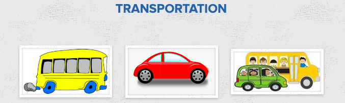 Information on Transportation 20-21