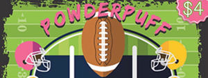 Power Puff Football Game