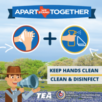 Keep Hands Clean. Prevent the Spread.