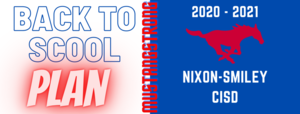NSCISD Back to School Plan