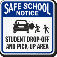 Middle School Traffic and Pick Up Procedures